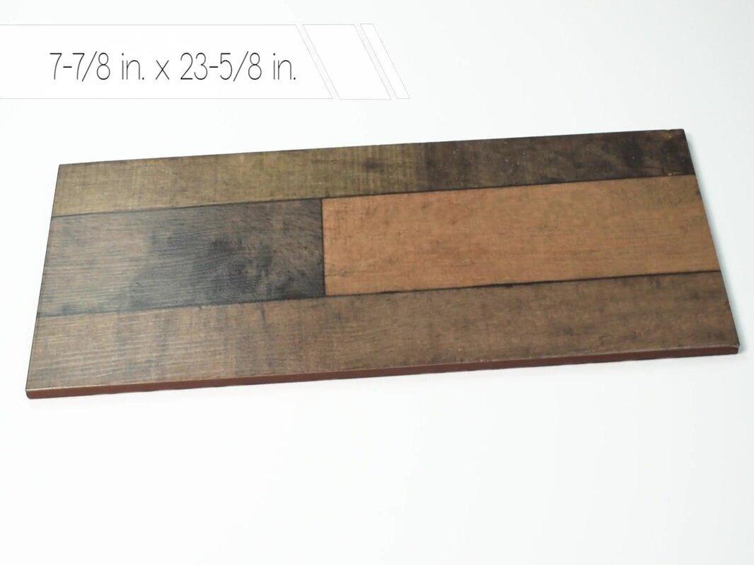 Elitetile lena 788 x 2363 ceramic wood tile in mix reviews lena 788 x 2363 ceramic wood tile dailygadgetfo Choice Image