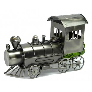 Train 1 Bottle Tabletop Wine Rack by Wine..