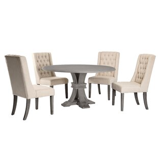 Cassiopeia 5 Piece Dining Set