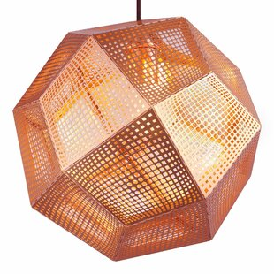 Neema 1-Light Cluster Pendant by Wrought Studio
