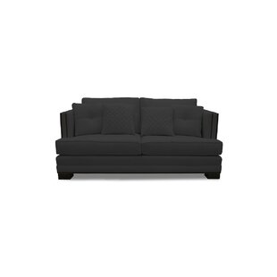 South Cone Home West Lux Loveseat