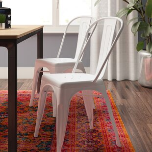 Careen Side Chair (Set of 2) by Orren Ellis