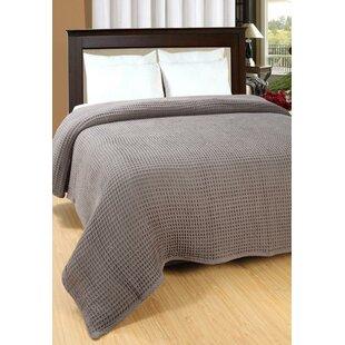 Jerome Waffle Cotton Blanket