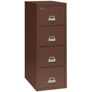 FireKing Fireproof 4-Drawer 2-..