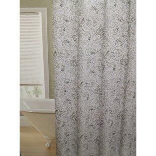 Buying Fort Washington Leopard Swirl Shower Curtain ByWrought Studio