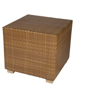 Sedona Wicker/Rattan Side Table by Woodard