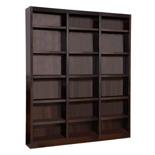 Buy clear Standard Bookcase By Concepts in Wood