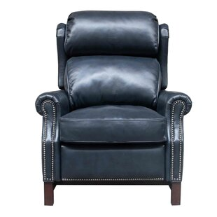 Jazzmyn Leather Manual Recliner