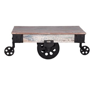 Industrial Coffee Tables Youu0027ll Love | Wayfair