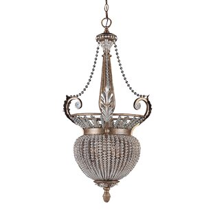 Astoria Grand Moody 3-Light Foyer Pendant