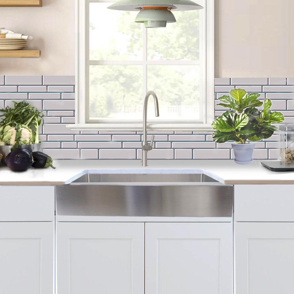 Nantucket Sinks Pro Series Retro Fit 32 5 L X 21 25 W Farmhouse Apron Kitchen Sink Reviews Wayfair