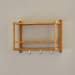 Natural Spa Wall Shelf by Gallerie Decor