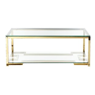 Holladay Coffee Table with Tray Top