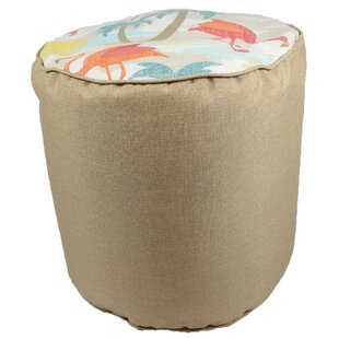 Bay Isle Home Duvall Pouf ..