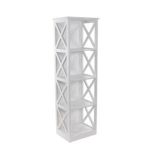 Gracie Oaks Payne Wooden Standard Bookcase