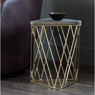 Reviews Solterra End Table by Sunpan Modern
