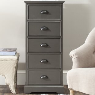 Calvillo 5 Drawer Chest By Brambly Cottage