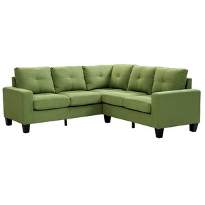 sc 1 st  Wayfair : sage green sectional - Sectionals, Sofas & Couches