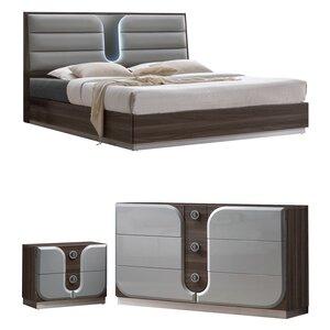 Modern & Contemporary Bedroom Sets   AllModern