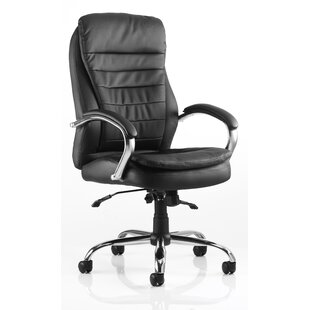 High-Back Executive Chair By Ebern Designs
