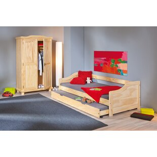 Betsy European Single Bed Frame By Gracie Oaks