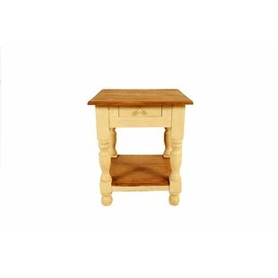 Goudeau End Table By August Grove