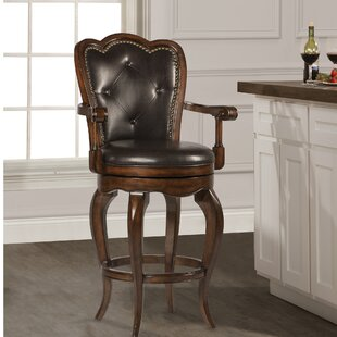 Millington 30 Swivel Bar Stool Astoria Grand