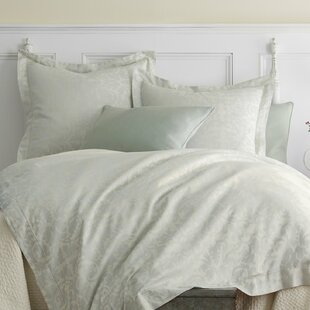 Peacock Alley Marcella Egyptian-Quality Cotton Duvet Cover