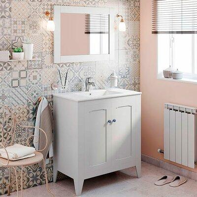home decorators vanity.htm shalon classic vintage 32 single bathroom vanity set with mirror  vintage 32 single bathroom vanity set