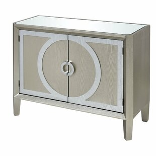 Siegel 2 Door Accent Cabinet by Rosdorf Park