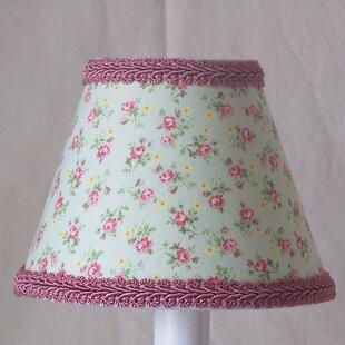 Rosebud Bliss 11 Fabric Empire Lamp Shade