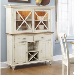 Beachcrest Home Bridgeview China Cabinet