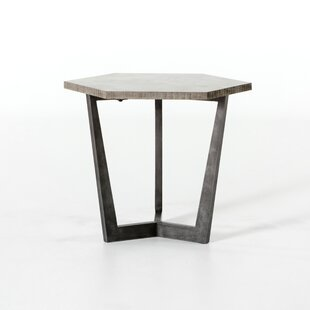 17 Stories Capucine End Table