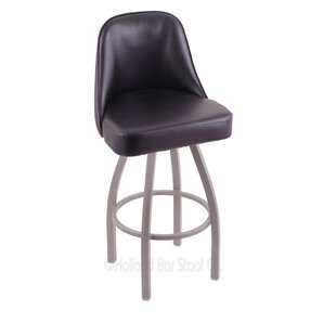 Eversole 36 Swivel Bar Stool by Winston Porter