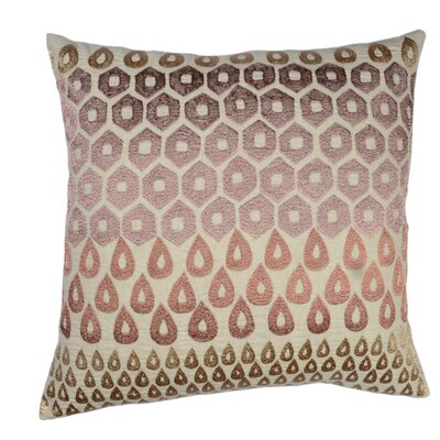 Megha Indoor/Outdoor Throw Pillow by Divine Home Sale