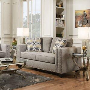 Brady Furniture Industries Metro Loveseat