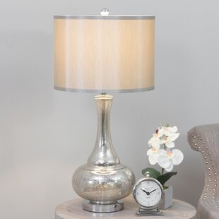 Great deal Claire 26.5 Table Lamp By Aspire