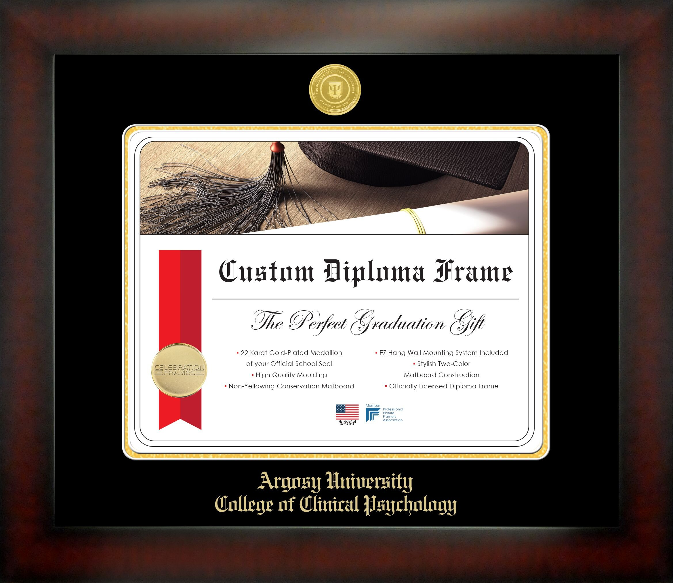Campus Images Argosy University College Of Clinical Psychology Picture Frame Wayfair