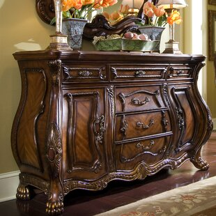 Chateau Beauvais Accent Cabinet by Michael Amini