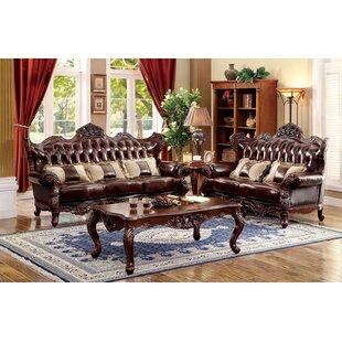 Astoria Grand Rommel 3 Piece Living Room ..