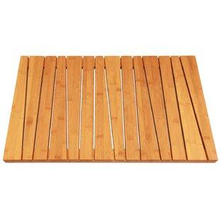 Bamboo Deluxe Shower Mat