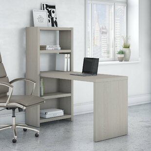 Echo Writing Desk by Kathy Ireland Office Bush Best Design