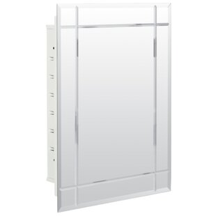Keene 16.19 x 22.25 Surface Mount Medicine Cabinet by Ebern Designs