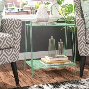 Byram End Table by Wrought Studio Cheap