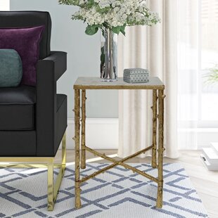 Great Price Saint End Table by Mercer41