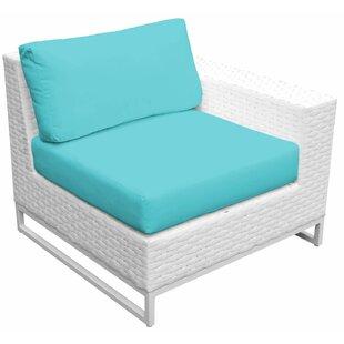 TK Classics Miami Armchair with Cushions