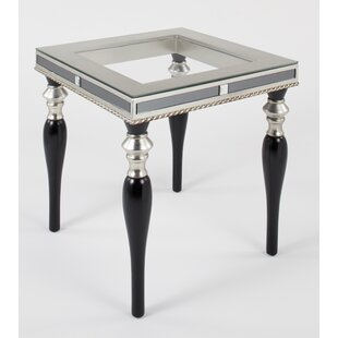 Read Reviews End Table by Artmax