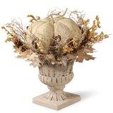 Harvest Pumpkin Urn