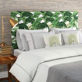 Eure Upholstered Panel Headboard by Beachcrest Home™