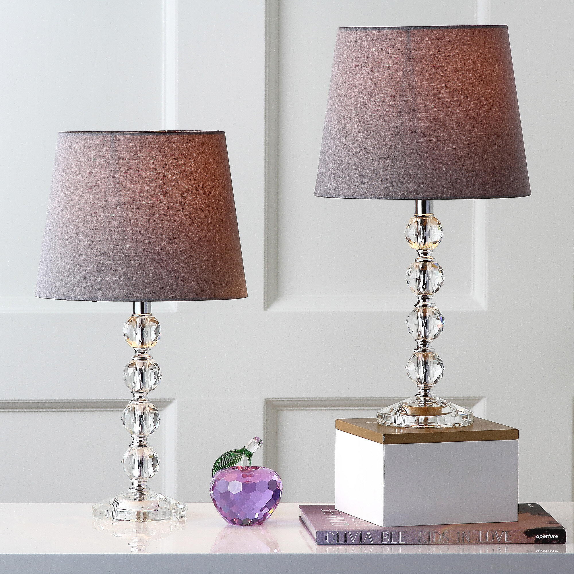 Picture of: Crystal Small Table Lamps You Ll Love In 2020 Wayfair